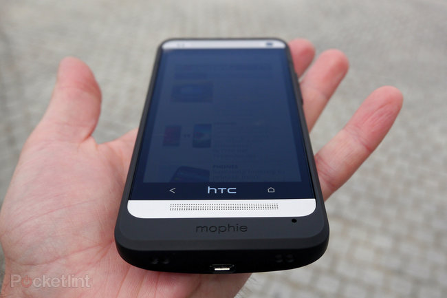 Hands-on: Mophie Juice Pack for HTC One review - photo 1