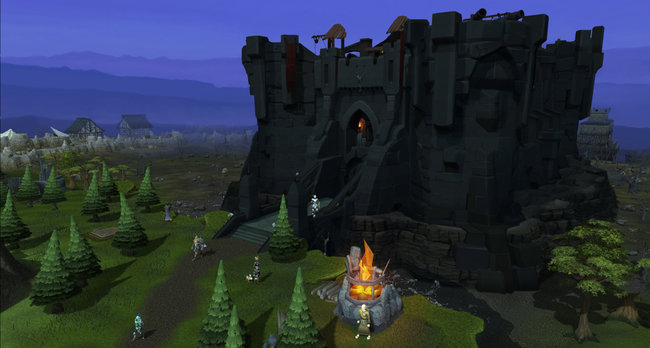 Runescape 3 MMORPG coming to iPad in time, will work on some Android devices from 22 July launch - photo 4