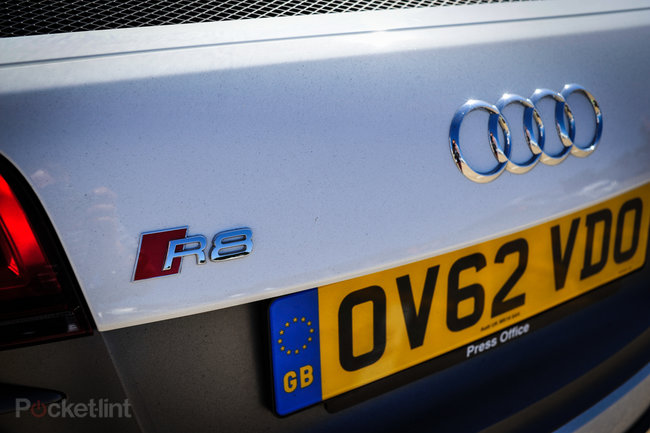 Audi R8 V10 Plus pictures and hands-on - photo 11