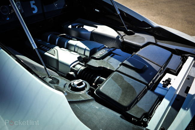 Audi R8 V10 Plus pictures and hands-on - photo 12