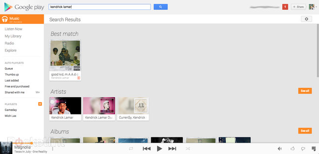 Hands-on: Google Play Music All Access review - photo 3