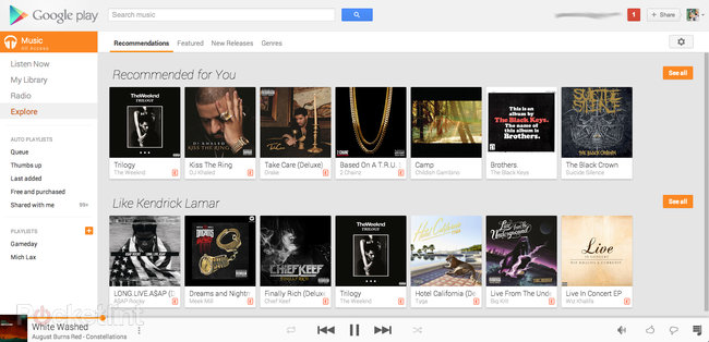 Hands-on: Google Play Music All Access review - photo 5