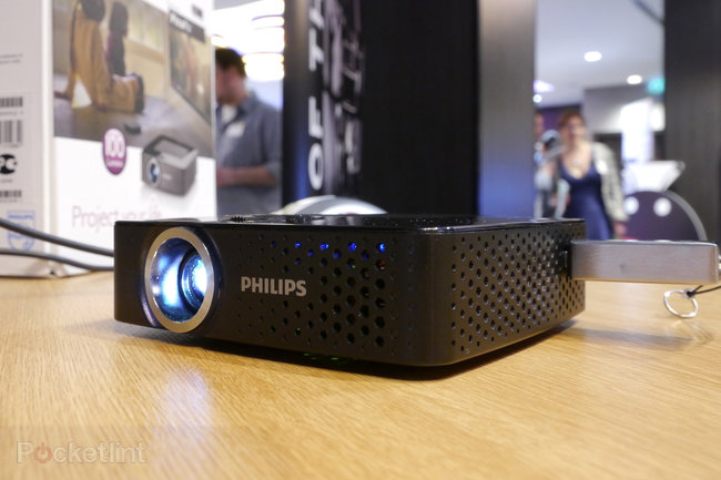 Philips PicoPix PPX 3610 projector lets you ditch the PC, runs Android - photo 1