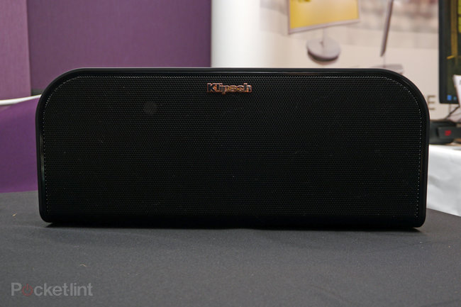 Klipsch KMC3 Bluetooth speaker promises audiophile quality, yours for £349 - photo 1