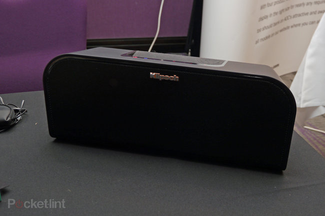 Klipsch KMC3 Bluetooth speaker promises audiophile quality, yours for £349 - photo 2