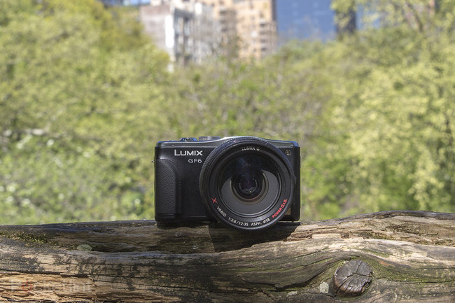 Panasonic Lumix GF6 review - photo 1