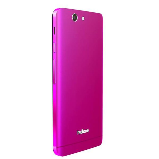 Hot pink Asus Padfone Infinity tests your bravery for colour - photo 2