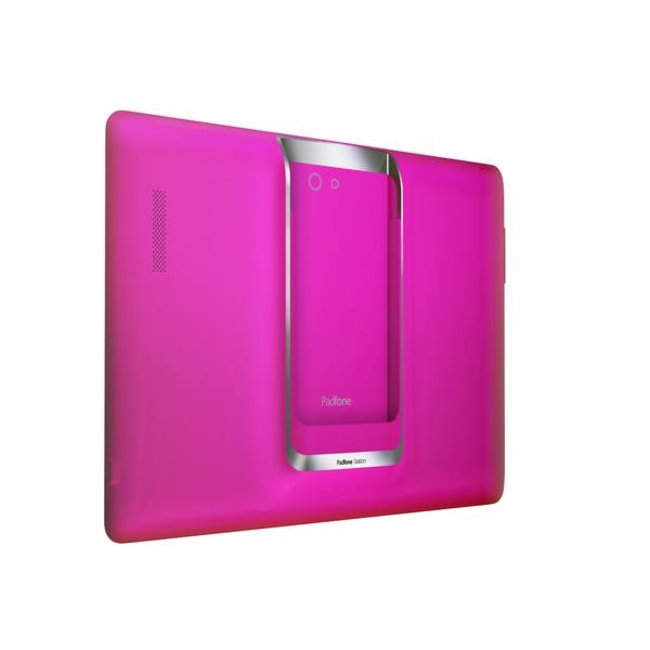 Hot pink Asus Padfone Infinity tests your bravery for colour - photo 3