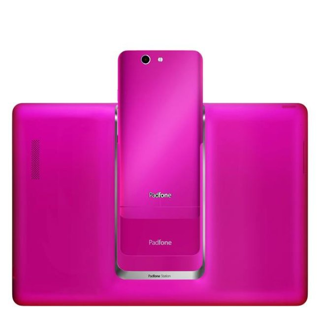 Hot pink Asus Padfone Infinity tests your bravery for colour - photo 8