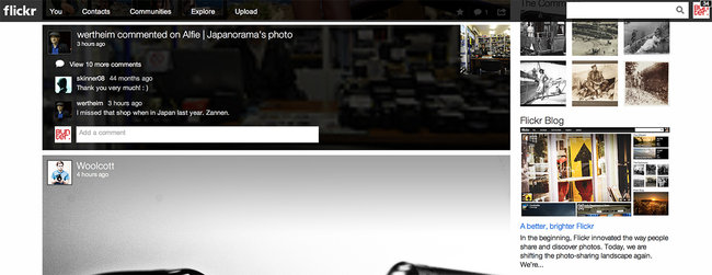 Old Flickr vs new Flickr: What's new? - photo 5