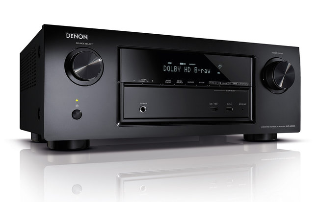Denon unveils X Series of AV receivers - photo 1