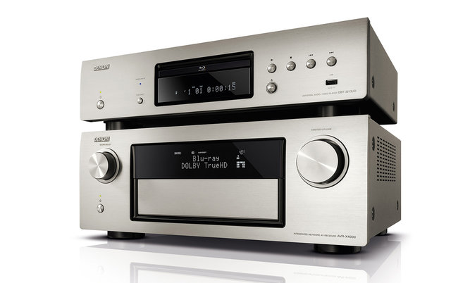 Denon unveils X Series of AV receivers - photo 2