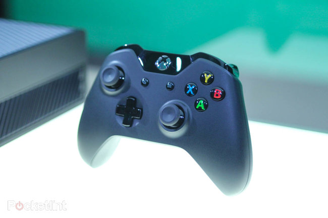 Xbox One: A first look at the new console, Kinect and controller - photo 3