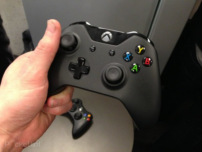 Xbox One: A first look at the new console, Kinect and controller - photo 37