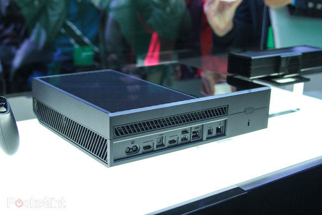 Xbox One: A first look at the new console, Kinect and controller - photo 5