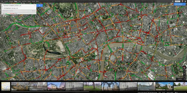 New Google Maps: We explore the features of the preview - photo 5