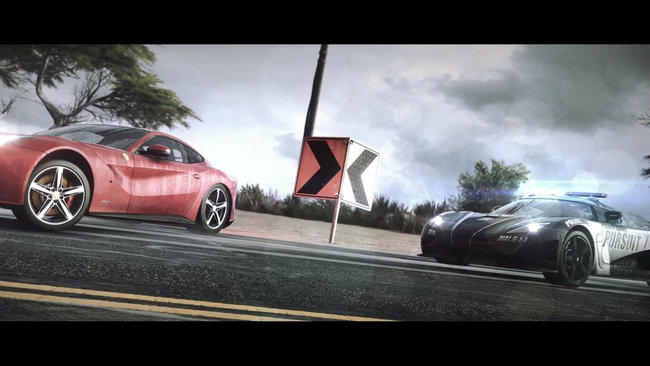 EA announces Need for Speed Rivals for Xbox One and PS4 - photo 2
