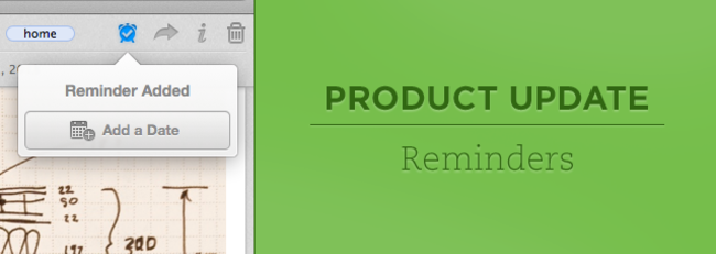 Evernote adds Reminders for Mac, iOS, and Web - photo 8