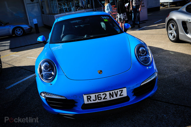Porsche 911 Carrera pictures and hands-on - photo 1
