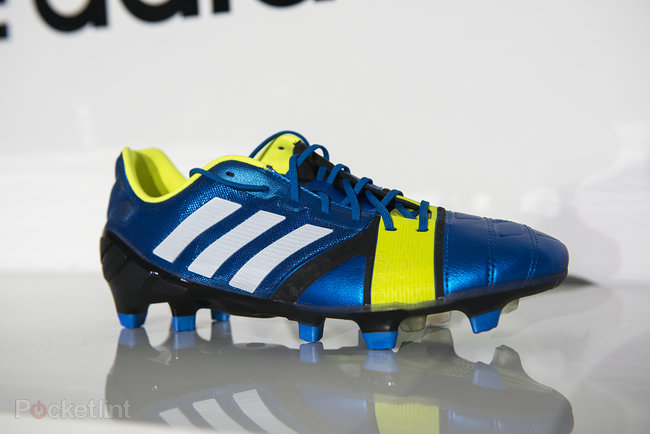 Adidas Nitrocharge football boots with miCoach pictures and hands-on - photo 6