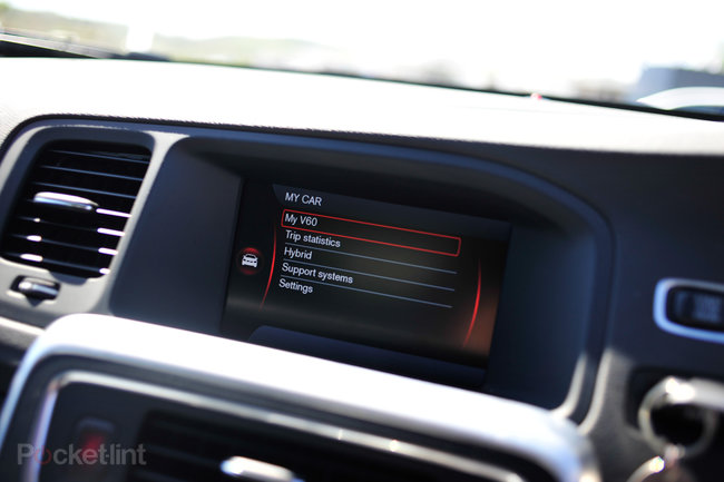 Volvo V60 D6 plug-in hybrid pictures and hands-on - photo 7