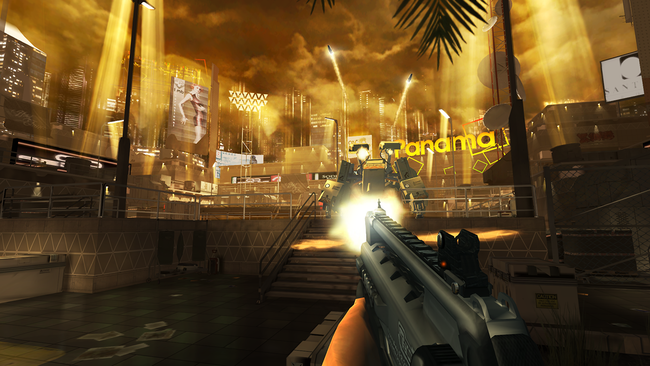 Deus Ex: the Fall for iPhone and iPad preview - photo 6