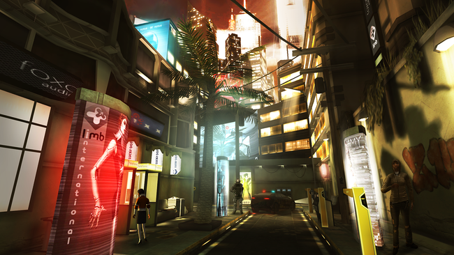Deus Ex: the Fall for iPhone and iPad preview - photo 8