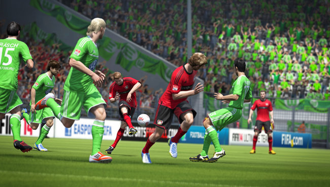 FIFA 14 preview - photo 3