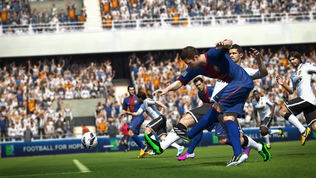FIFA 14 preview - photo 8