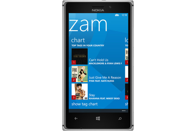 Shazam for Windows Phone 8 now available, unlimited tagging and links to Xbox Music - photo 6
