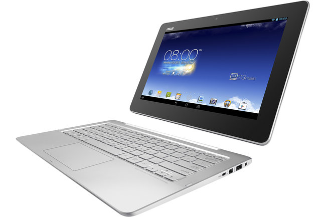 Asus Transformer Book Trio: Windows 8 and Android hybrid unveiled - photo 1