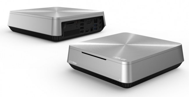 Asus VivoPC and VivoMouse aim at the home cinema entertainment market - photo 1
