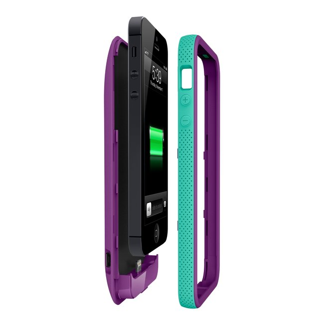 Belkin's Grip Power Battery Case doubles iPhone 5 battery life - photo 2