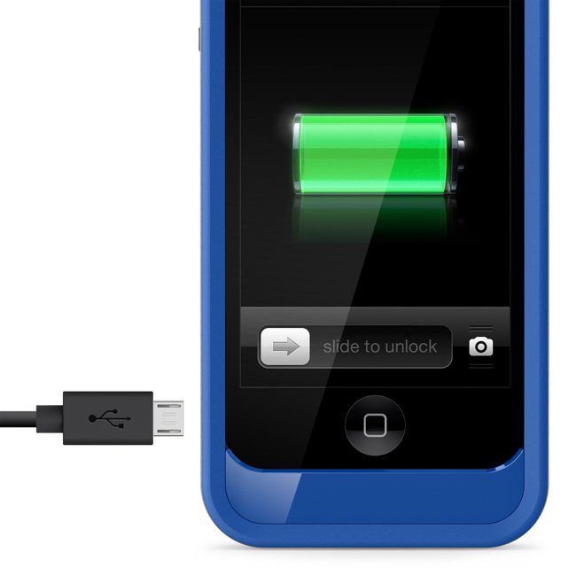Belkin's Grip Power Battery Case doubles iPhone 5 battery life - photo 3