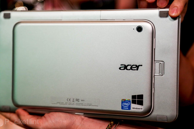 Hands-on: Acer Iconia W3 review - photo 3