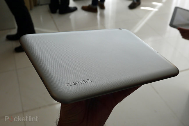 Toshiba Excite Pure pictures and hands-on - photo 3