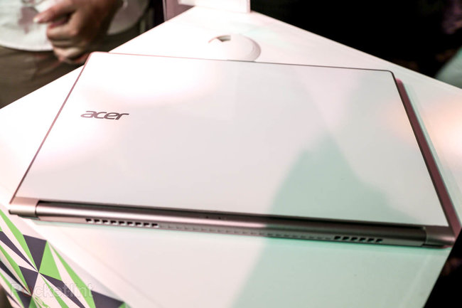 Acer Aspire S3 and Aspire S7 pictures and hands-on - photo 2