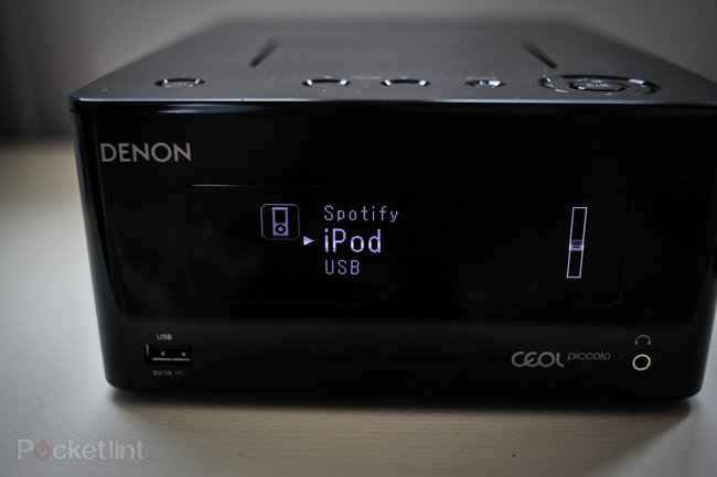 Denon CEOL Piccolo review - photo 7
