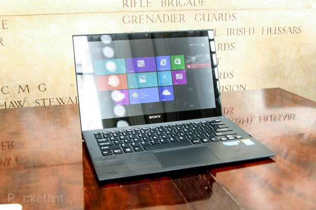 Sony Vaio Pro 11 pictures and hands-on - photo 8