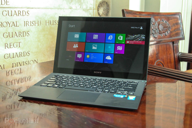 Sony Vaio Pro 11 pictures and hands-on - photo 9