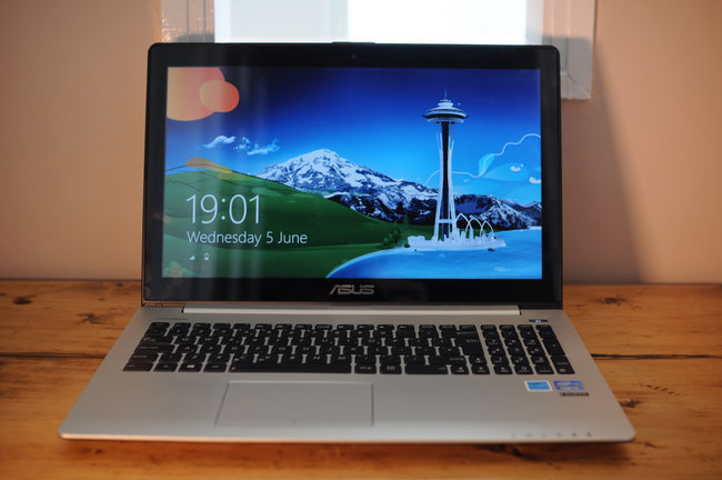 Asus VivoBook S500 review - photo 3