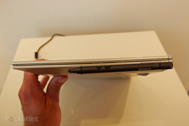 Sony Vaio Duo 13 pictures and hands-on - photo 14