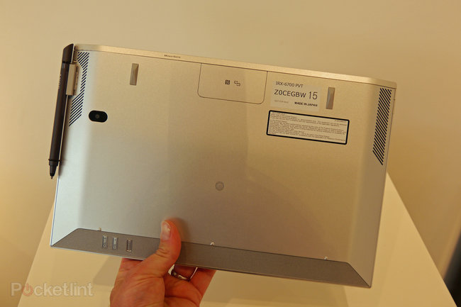 Sony Vaio Duo 13 pictures and hands-on - photo 15