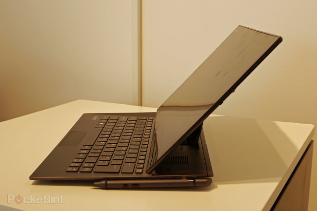 Sony Vaio Duo 13 pictures and hands-on - photo 18