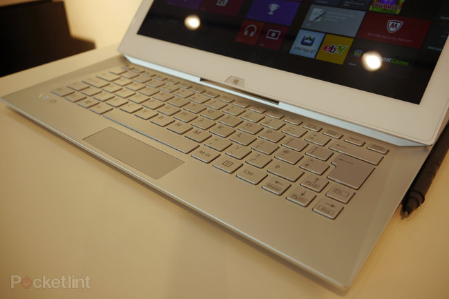 Sony Vaio Duo 13 pictures and hands-on - photo 4