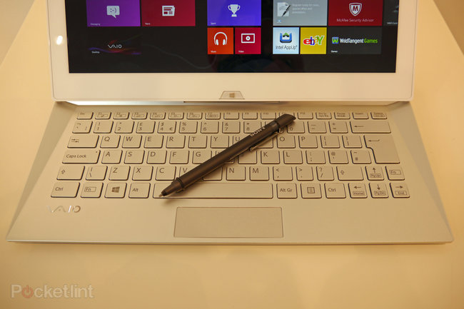 Sony Vaio Duo 13 pictures and hands-on - photo 8
