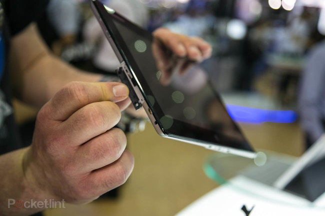 Lenovo MIIX 10 pictures and hands-on - photo 5