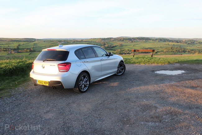 BMW M135i review - photo 26