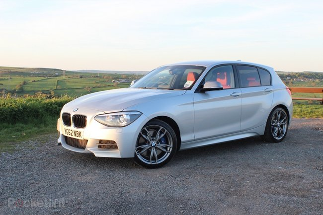 BMW M135i review - photo 28