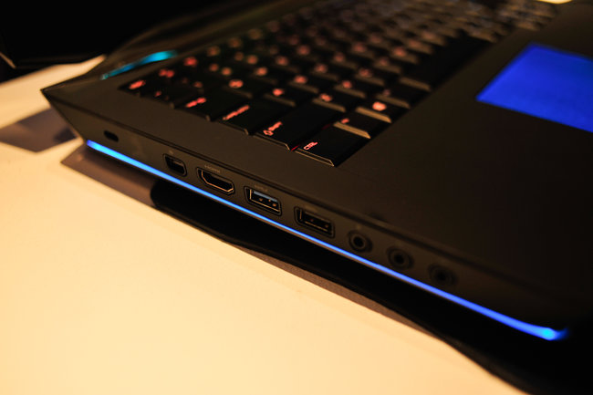 Alienware launches new-look laptops, Haswell processors in tow - photo 16